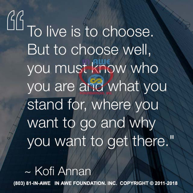 Awe Inspiring Daily Quote