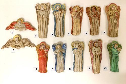 Ornaments:  Angels