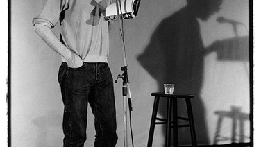 David Wojnarowicz, readings from Tongues of Flame for the Decade Show, The Studio Mus,eum of Harlem, NYC