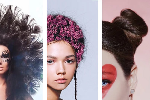 Fashion Design: Hair Edition!