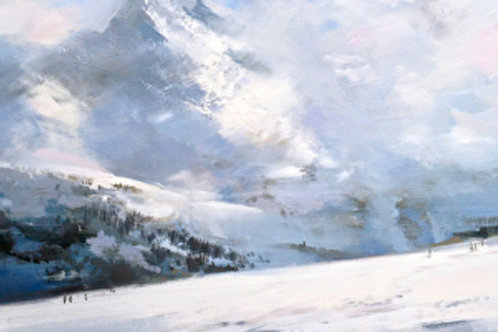 Hybrid: Oil Painting in Winter with Craig Mooney