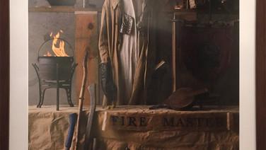Grey Rabbit Puett: Fire Master