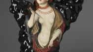 Question of Honor / Lucretia (After Lucas Cranach the Elder) Teapot