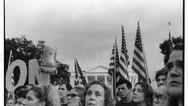 Kremlin Annex Protest at Lafayette Park, Washington, DC