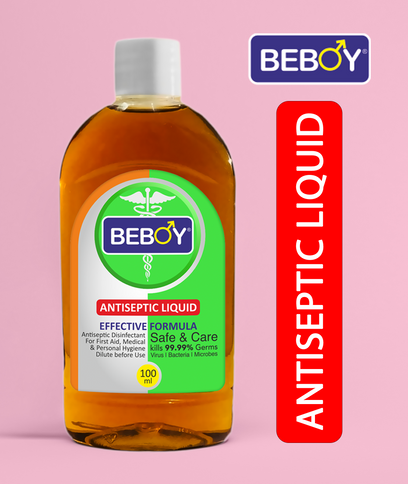 Beboy Antiseptic Liquid 100ml