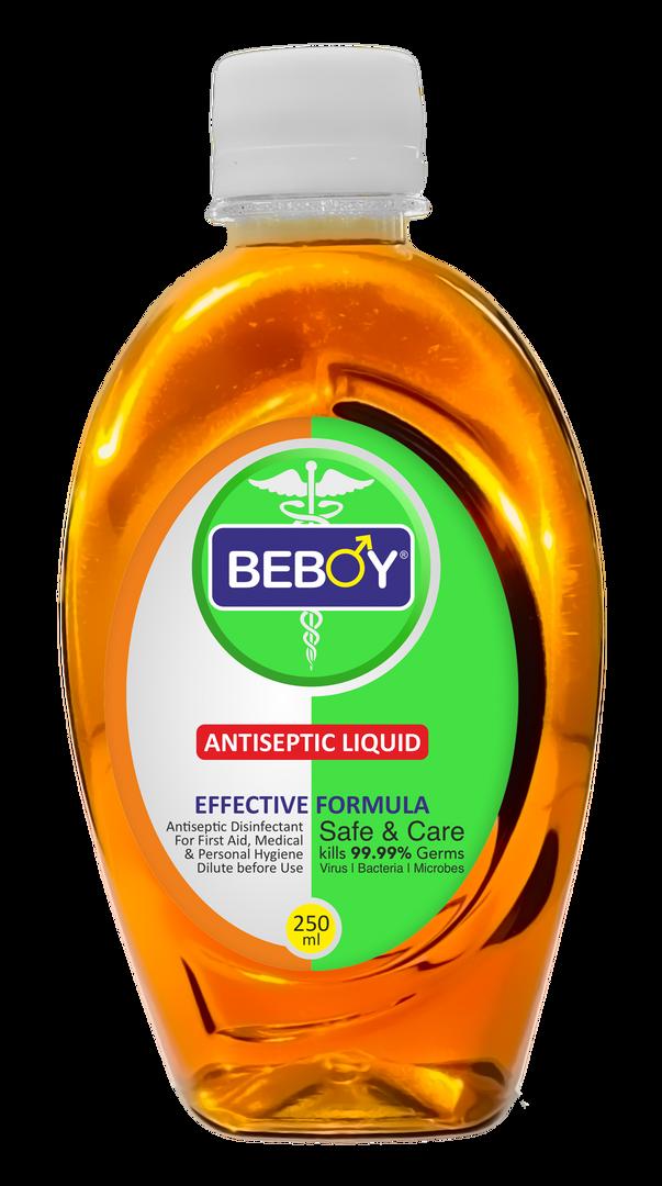 Beboy Antiseptic Liquid 250ml