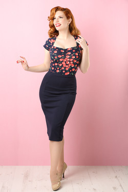 King_Louie_50s_Milano_Tube_Skirt_in_Dark_Navy_Crêpe_16541-bewerkt