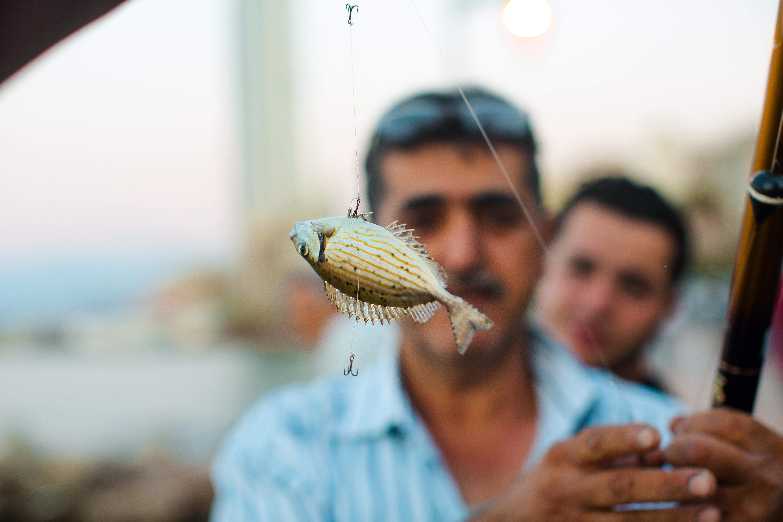 El pescado arabe