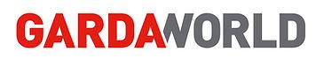 GardaWorld logo for CMYK color printing-