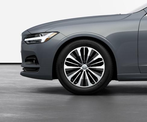 """18"""" 5-Triple Spoke Graphite Diamond Cut alloy wheels"""