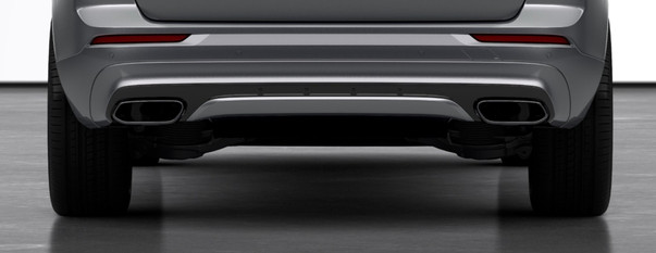 Polestar Integrated Tailpipes
