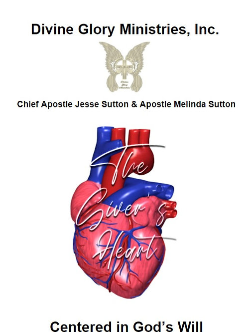 The Giver's Heart