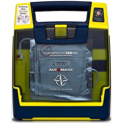 Cardiac Science AED G3 Plus