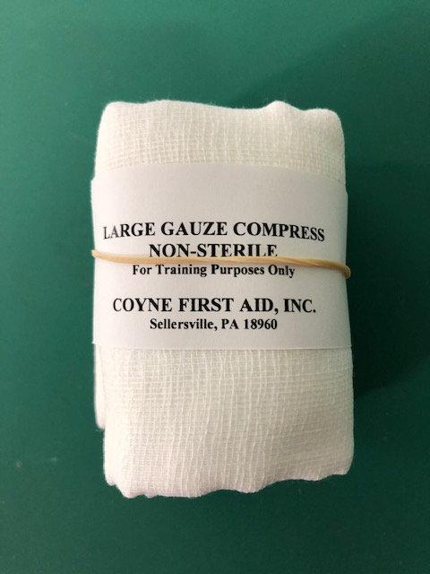 Large Gauze Compress