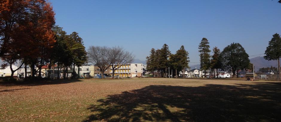つくば市の公園「花畑近隣公園」の紹介