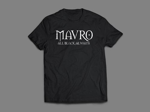 MAVRO LOGO T-SHIRT