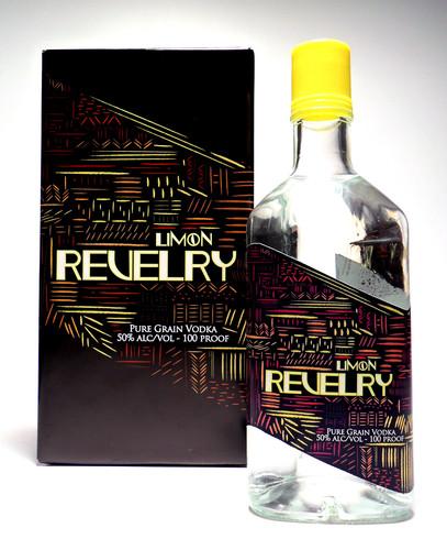 Revelry, Spirit Packaging