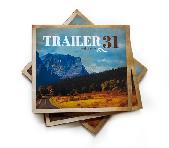 Trailer 31, Album Artwork