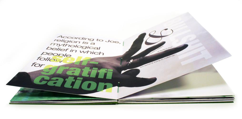 The Joe Matt Book
