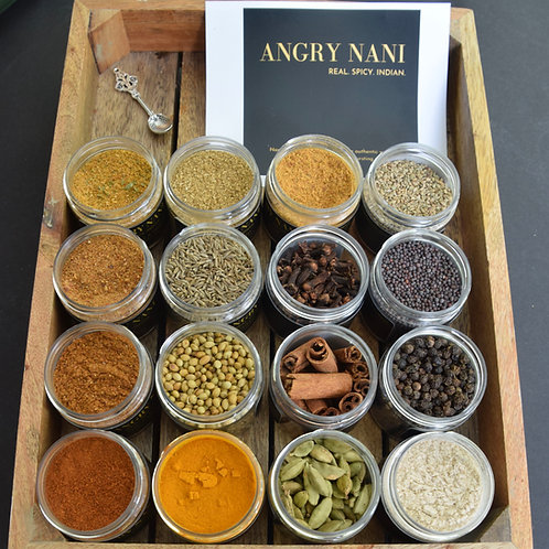 Complete Spice Library