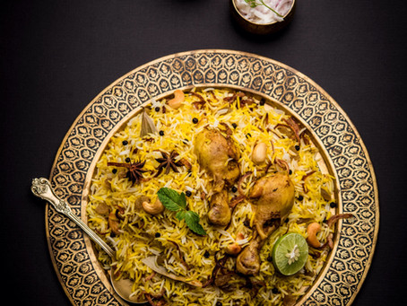 Biryani: Iconic Indian Rice