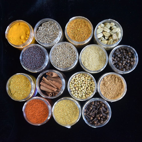 Build your own masala dabba