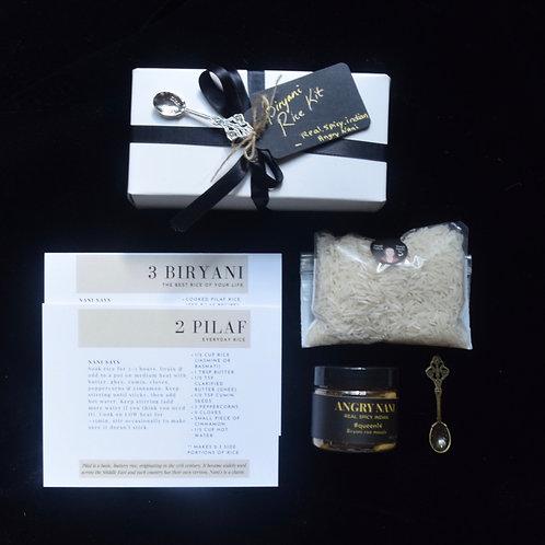 Biryani Rice Gift Set