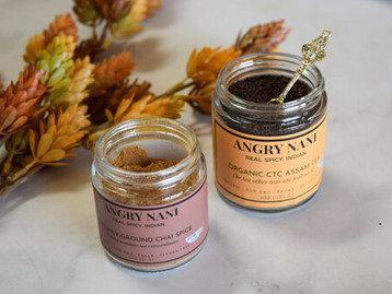 i try chai: Review of Angry Nani Ancient Chai Set