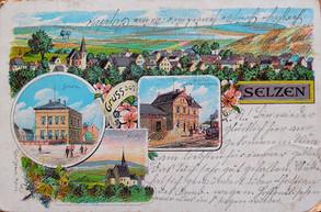 Vor 1900
