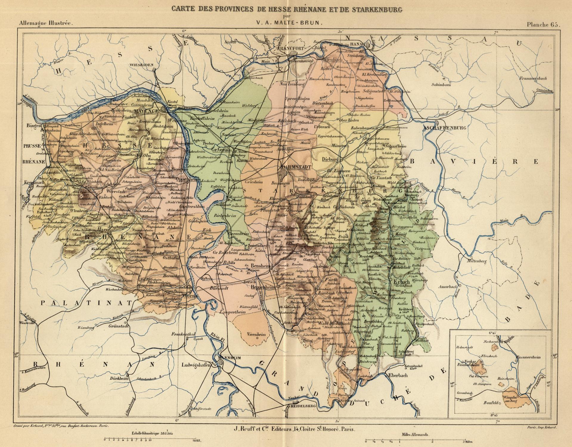 1885: Hessen