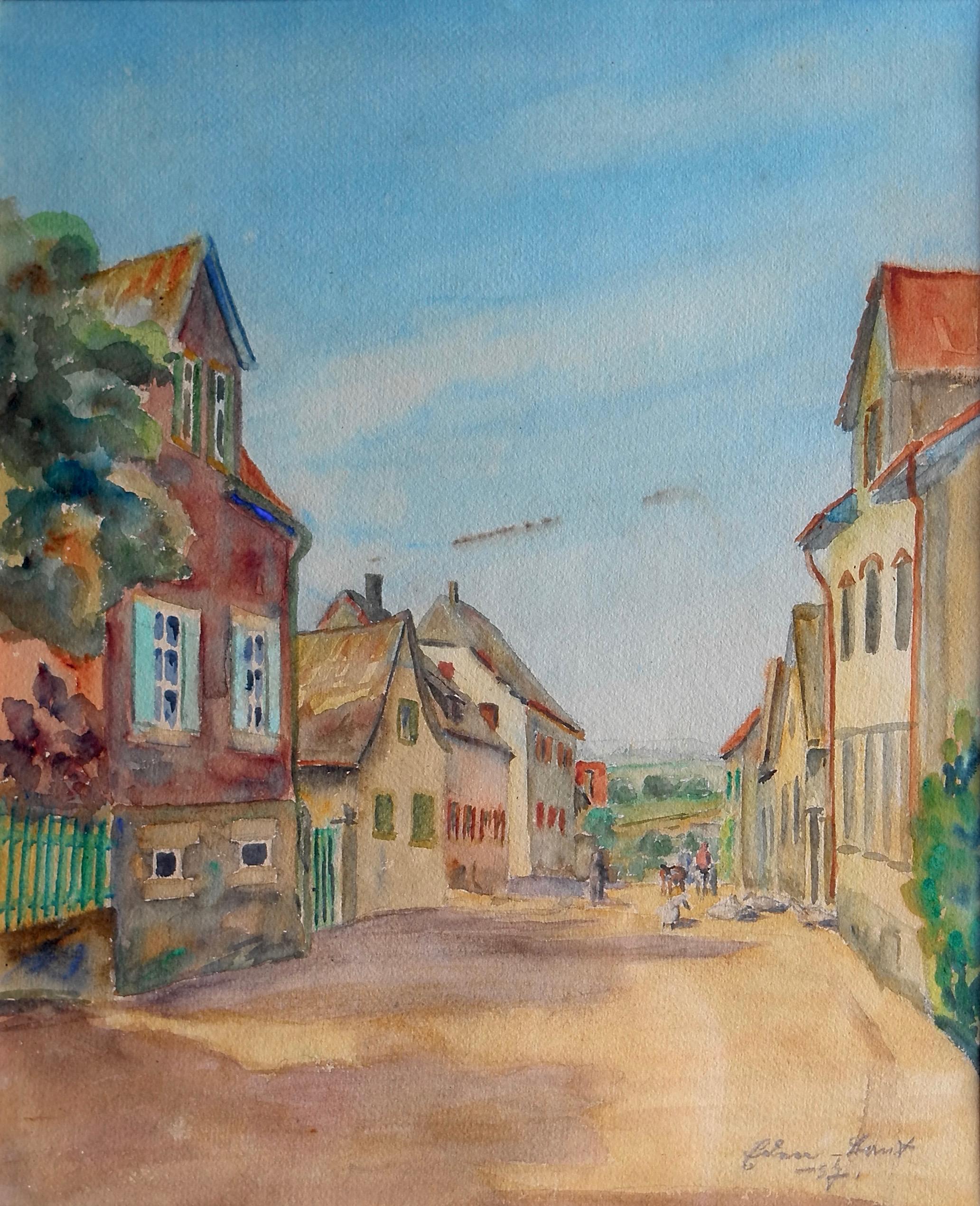 1939: Kirchstraße