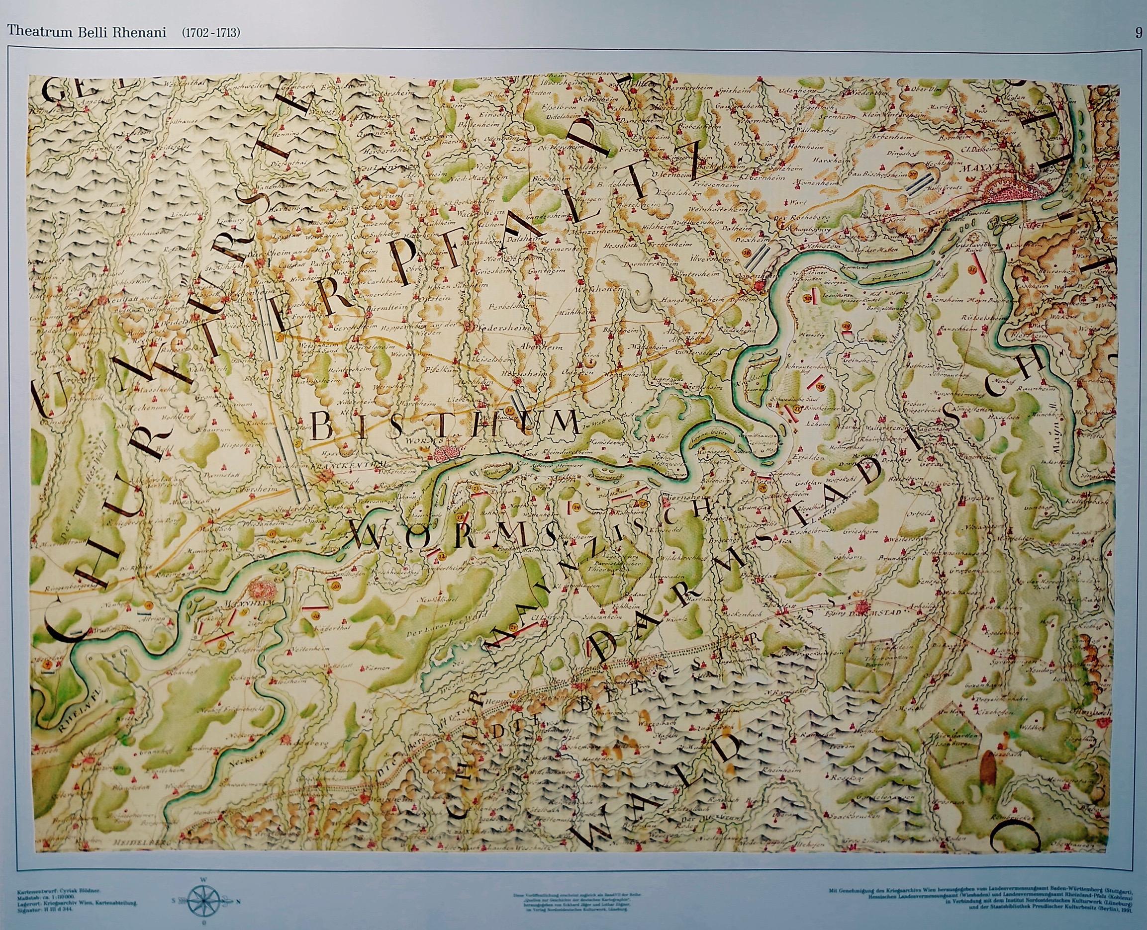 1702: Theatrum Belli Rhenani