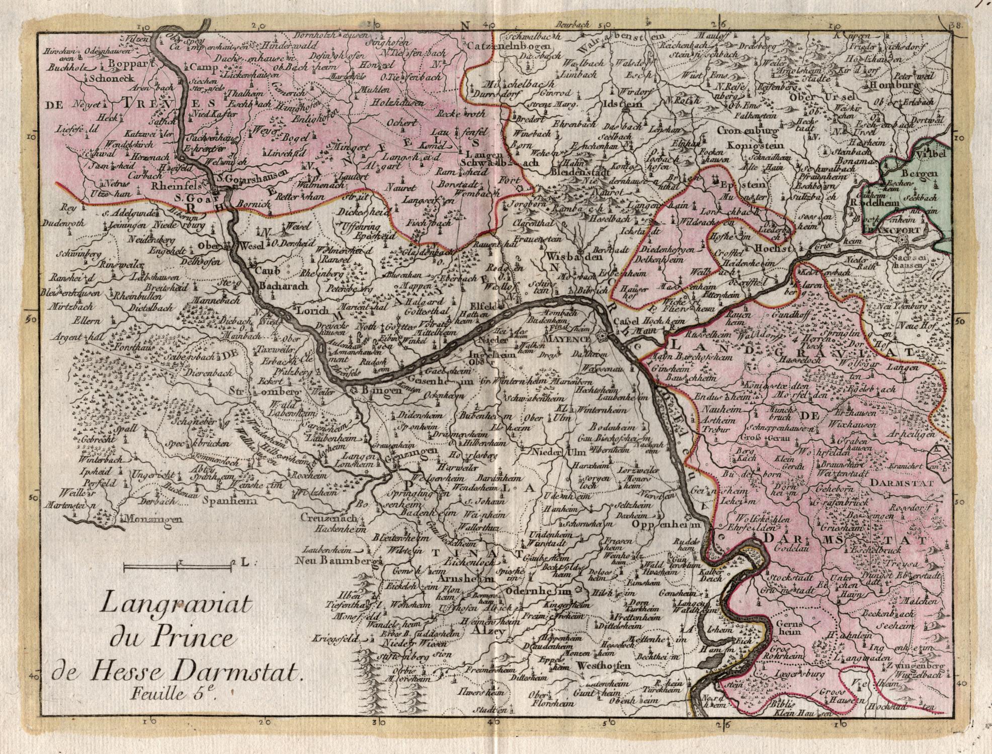 1780: Region Hessen