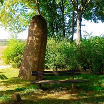 Little Stonehenge in Selzen