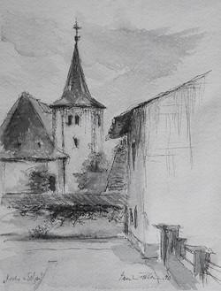 1990: Evangelische Kirche