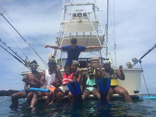 Family Snorkel Adventures in Kona
