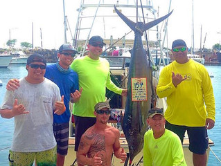 Kona Sea Adventures Wins Pau Hana Tournament 2016!