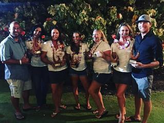 Kona Fishing tournament Winners!