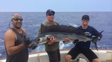 Largest Spearfish of the week!
