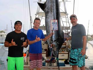 Double Marlin Strike!