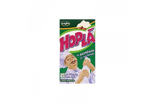Long Life UHT Whipping Cream with Sugar - Panna Hopla