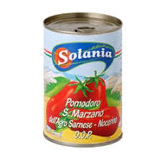 San Marzano Tomatoes - Pomodoro San Marzano dell'Agro Sarnese - Nocerino D.O.P.