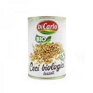 Organic Chick Peas Boiled - Ceci Biologici Lessati