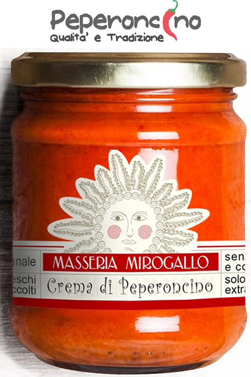Chili Pepper Cream - Crema Di Peperoncino