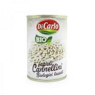 Organic Cannellini Beans Boiled - Fagioli Cannellini Biologici Lessati