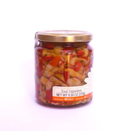 Masseria Mirogallo - Red Aubergine in Oil