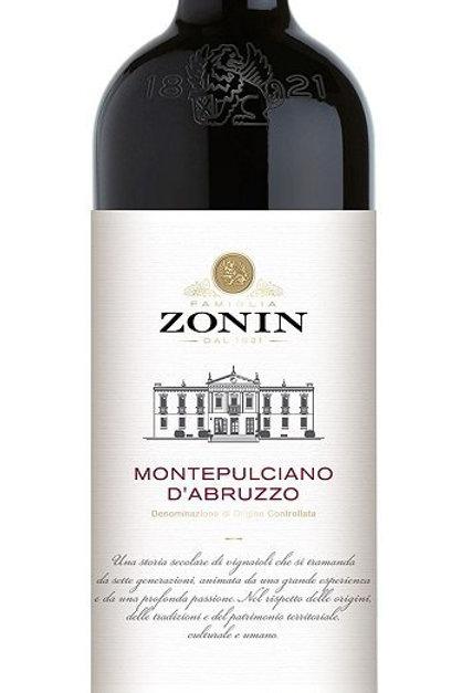 Montepulciano D'Abruzzo - Zonin 2016.