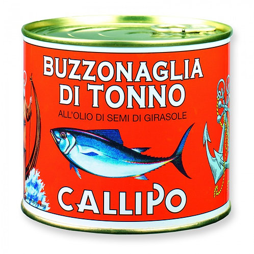 Callipo - Tuna Buzzonaglia in Oil