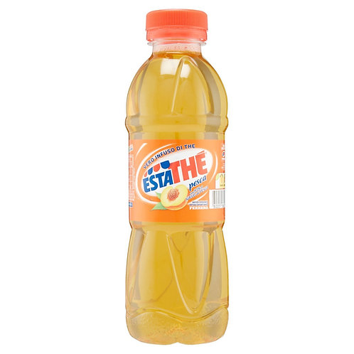 Estathe - Peach Iced Tea / / Estathe Alla Pesca