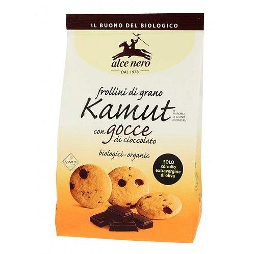 Alce Nero - Organic Kamut w/ Chocolate Chip Cookies
